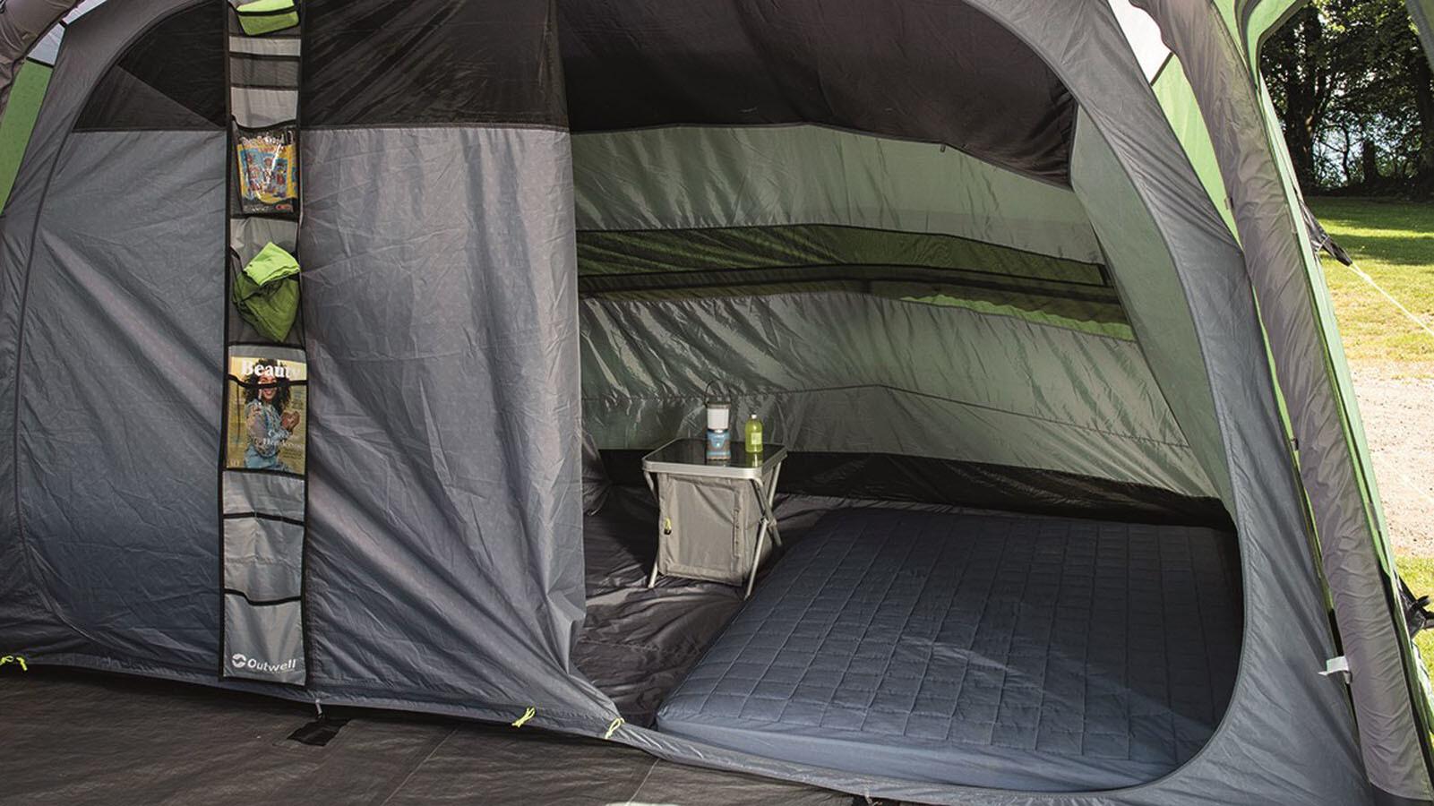 Outwell Cedarville 5A Tent l Online outdoor shop Campz.nl